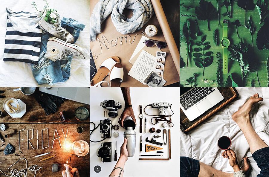 Фотосессия для продукции. Для этого необходимо взять камеру и сделать снимки своего товара на белом или синем фоне. Как показывает практика, именно названные цветы собирают больше всего лайков. Для разнообразия можно добавить разнообразные оригинальные вещи – бутылочки, книжки, ткани и многое другое. В таком случае Ваши фото передадут настроение и обстановку. На это уйдет несколько часов, а снимки можно будет выкладывать потом целый месяц.