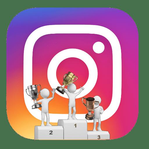 Призовые места конкурсов в Инстаграм