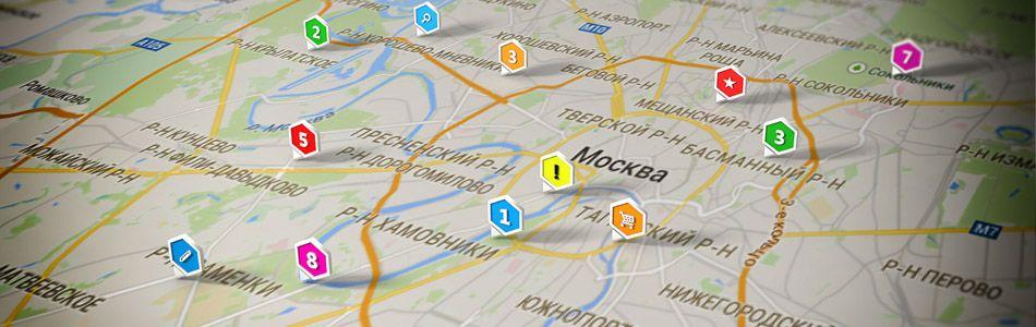 Геолокация в Инстаграм