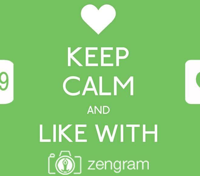 Новая функция Zengram — лайкинг комментов или «и еще неМНОГО лайков»